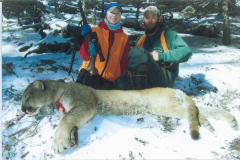 Successful Mountain Lion Hunts